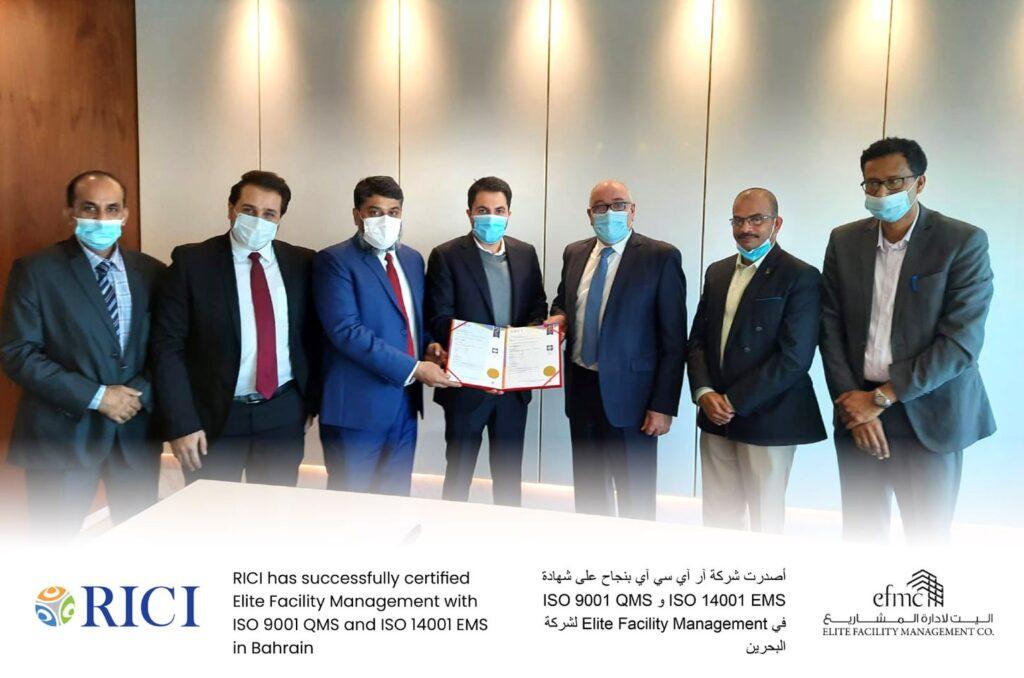 ISO 9001 Certification Bahrain